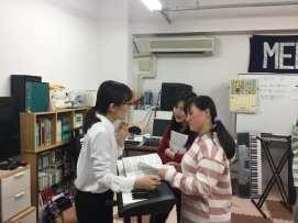 和京都大學醫學院合唱團交流