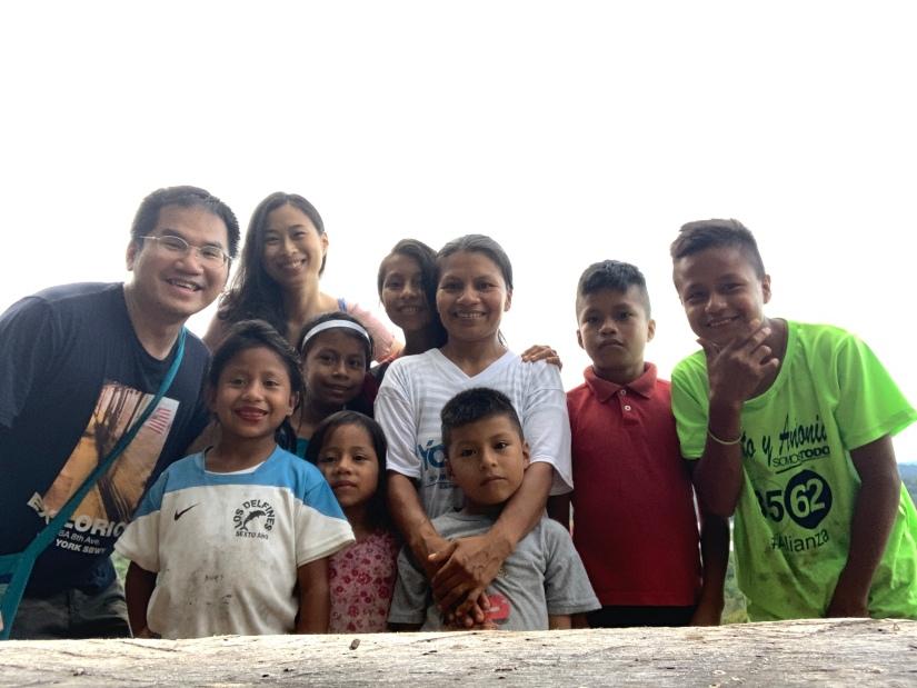 厄瓜多亞馬遜的克丘亞人