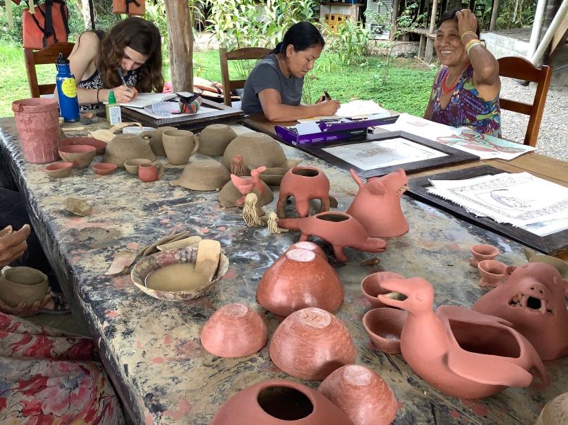 亞馬遜傳統手工藝